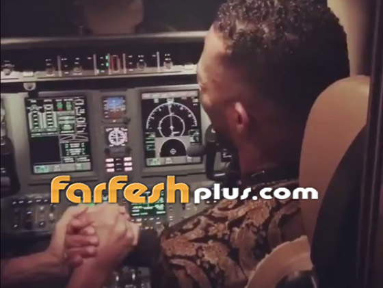 صورة رقم 8 - فيديو: الطيار المفصول يعلق على حكم إلغاء حبس محمد رمضان