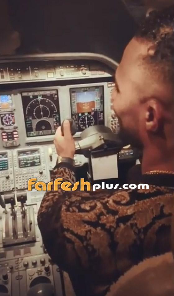 صورة رقم 9 - فيديو: الطيار المفصول يعلق على حكم إلغاء حبس محمد رمضان
