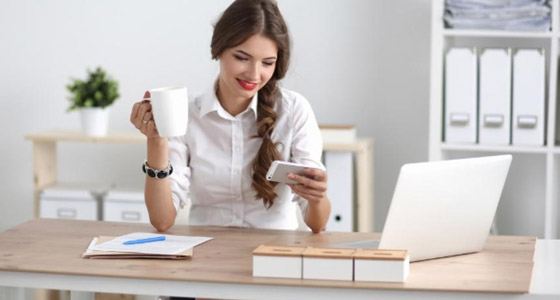 صورة رقم 4 - للمرأة العاملة: 6 فوائد تجعل حياتها الزوجية أكثر سعادة وراحة