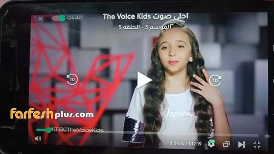 صورة رقم 2 - أهل طفلة في ذا فويس كيدز يتهمون الإدارة  بعد أزمة هايدي محمد