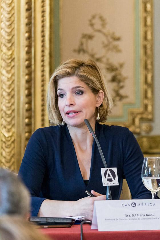من هي هنا جلول، اللبنانية التي أصبحت وزيرة في حكومة إسبانيا؟ صورة رقم 2