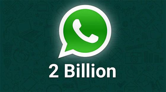 بعد 11 عاماً.. مستخدمو واتساب يتجاوزون المليارين صورة رقم 2