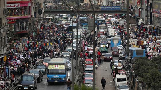 عدد سكان مصر يتجاوز 100 مليون نسمة صورة رقم 12