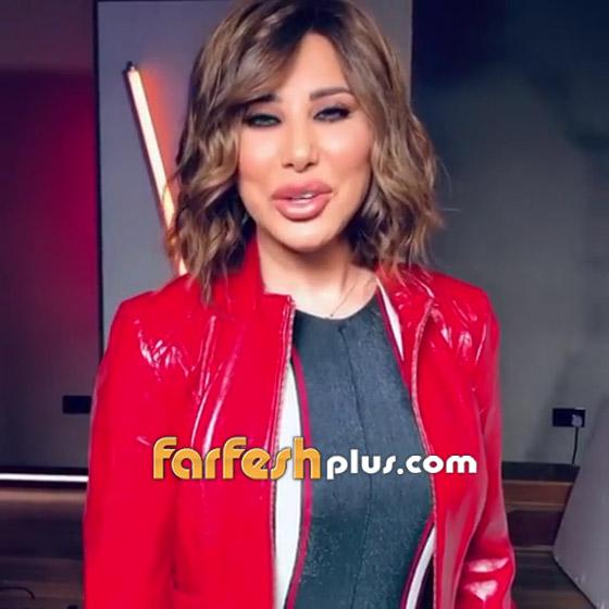فيديو نجوى كرم: بعد عملية تجميل أنفها حقنت شفتيها وخديها وشوهت وجهها! صورة رقم 1