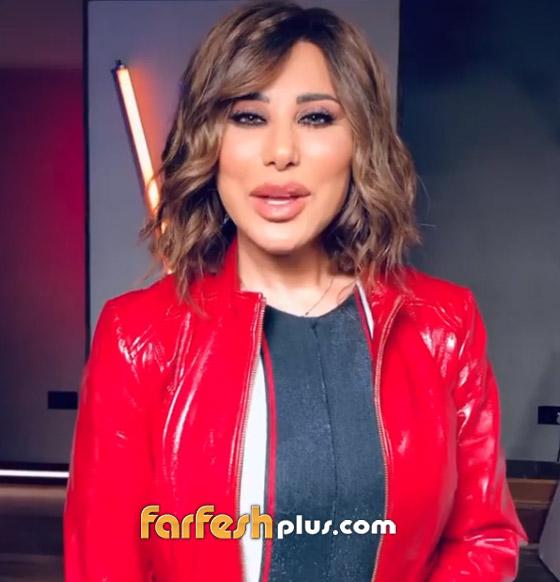 فيديو نجوى كرم: بعد عملية تجميل أنفها حقنت شفتيها وخديها وشوهت وجهها! صورة رقم 3