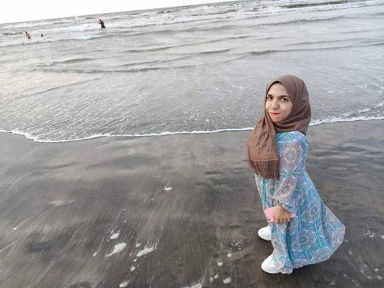 فيديو وصور نسمه يحيى: مصرية أول عارضة أزياء من قصار القامة صورة رقم 5
