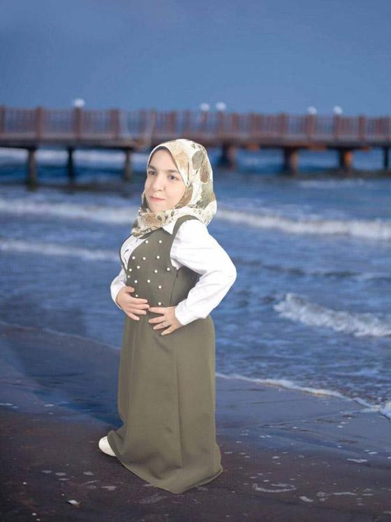 فيديو وصور نسمه يحيى: مصرية أول عارضة أزياء من قصار القامة صورة رقم 3