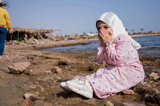 فيديو وصور نسمه يحيى: مصرية أول عارضة أزياء من قصار القامة صورة رقم 4
