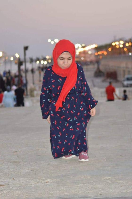 فيديو وصور نسمه يحيى: مصرية أول عارضة أزياء من قصار القامة صورة رقم 14