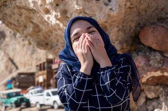 فيديو وصور نسمه يحيى: مصرية أول عارضة أزياء من قصار القامة صورة رقم 15