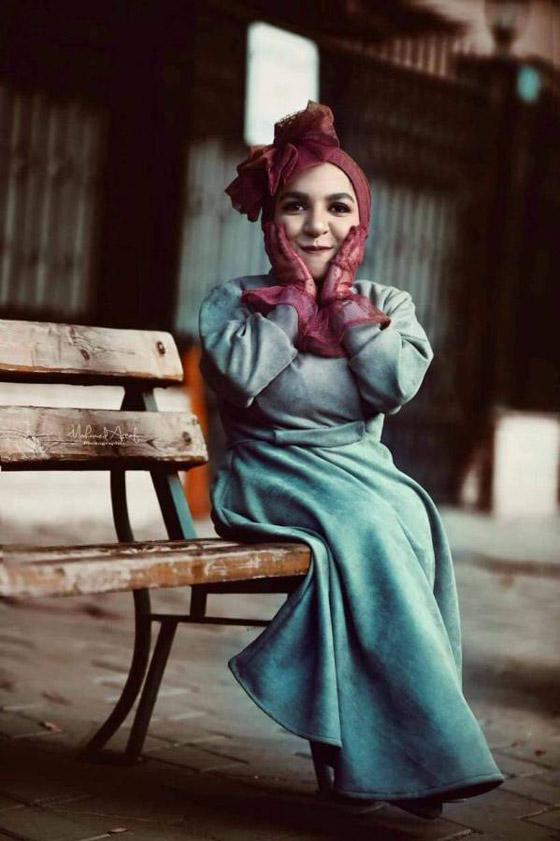فيديو وصور نسمه يحيى: مصرية أول عارضة أزياء من قصار القامة صورة رقم 17