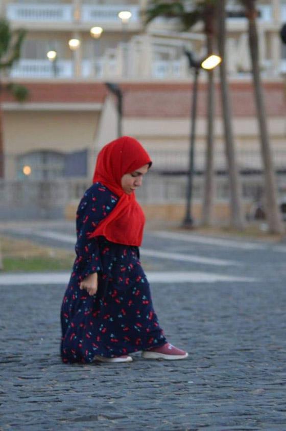 فيديو وصور نسمه يحيى: مصرية أول عارضة أزياء من قصار القامة صورة رقم 19