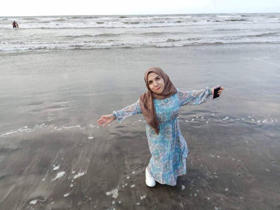 فيديو وصور نسمه يحيى: مصرية أول عارضة أزياء من قصار القامة صورة رقم 20