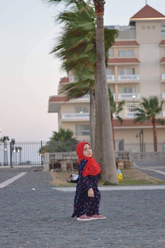 فيديو وصور نسمه يحيى: مصرية أول عارضة أزياء من قصار القامة صورة رقم 22