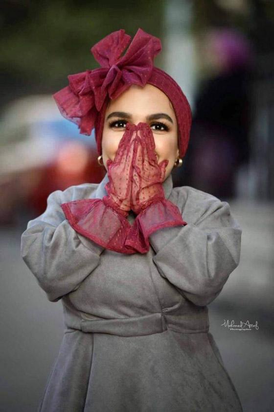 فيديو وصور نسمه يحيى: مصرية أول عارضة أزياء من قصار القامة صورة رقم 6