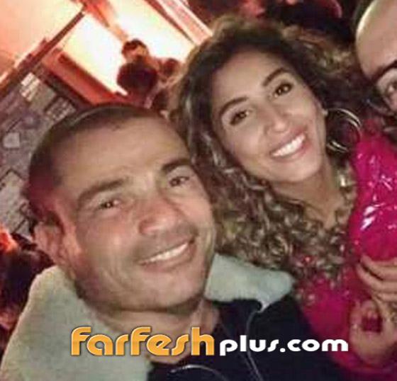 فيديو دنيا الشربيني: عمرو دياب أهم ما في حياتي واسمي على اسم أمه صورة رقم 15