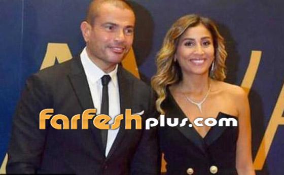 فيديو دنيا الشربيني: عمرو دياب أهم ما في حياتي واسمي على اسم أمه صورة رقم 18