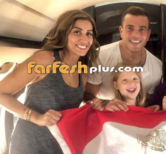 فيديو دنيا الشربيني: عمرو دياب أهم ما في حياتي واسمي على اسم أمه صورة رقم 13