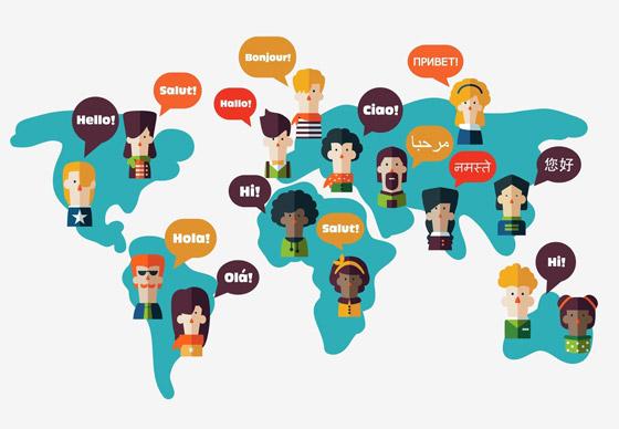 صورة رقم 1 - أسهل لغات العالم على اللسان العربي