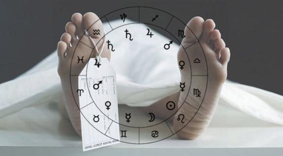 6 أبراج تفكر بشكل غير طبيعي ومهووس في الموت.. تعرف عليها! صورة رقم 1
