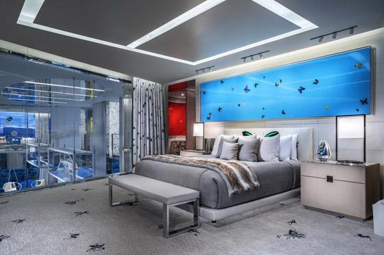 فيديو وصور: أغلى غرفة فندقية في العالم.. الليلة بـ100 ألف دولار! صورة رقم 4