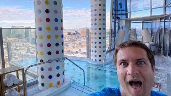فيديو وصور: أغلى غرفة فندقية في العالم.. الليلة بـ100 ألف دولار! صورة رقم 2