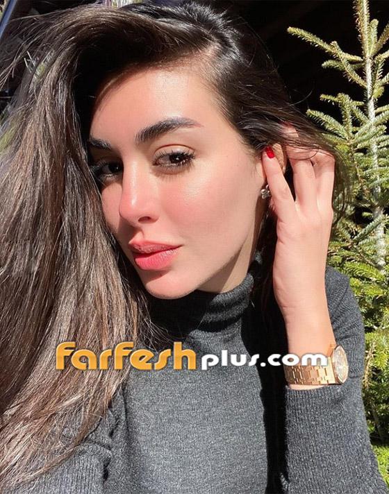 صور ياسمين صبري زوجة أحمد أبو هشيمة في طائرتها الخاصة صورة رقم 19