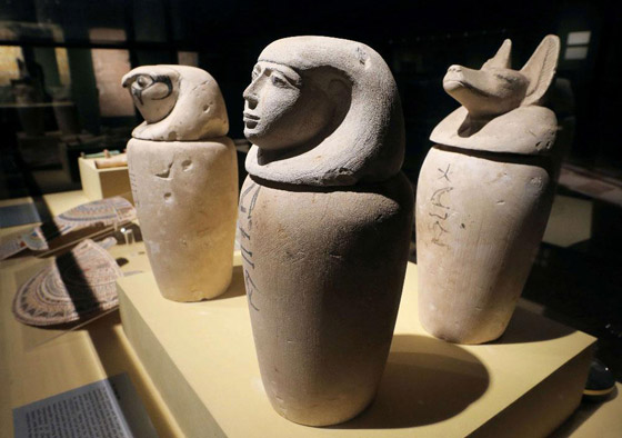 زيارة الى أقدم متحف في العالم عربي صورة رقم 4