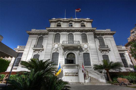زيارة الى أقدم متحف في العالم عربي صورة رقم 1