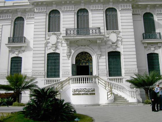 زيارة الى أقدم متحف في العالم عربي صورة رقم 7