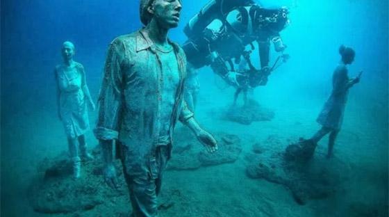 بالصور: تعرفوا إلى أشهر 10 مدن تحت الماء فقدت من العالم القديم صورة رقم 2