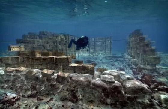 بالصور: تعرفوا إلى أشهر 10 مدن تحت الماء فقدت من العالم القديم صورة رقم 5