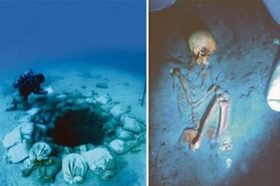 بالصور: تعرفوا إلى أشهر 10 مدن تحت الماء فقدت من العالم القديم صورة رقم 8