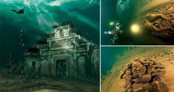بالصور: تعرفوا إلى أشهر 10 مدن تحت الماء فقدت من العالم القديم صورة رقم 9