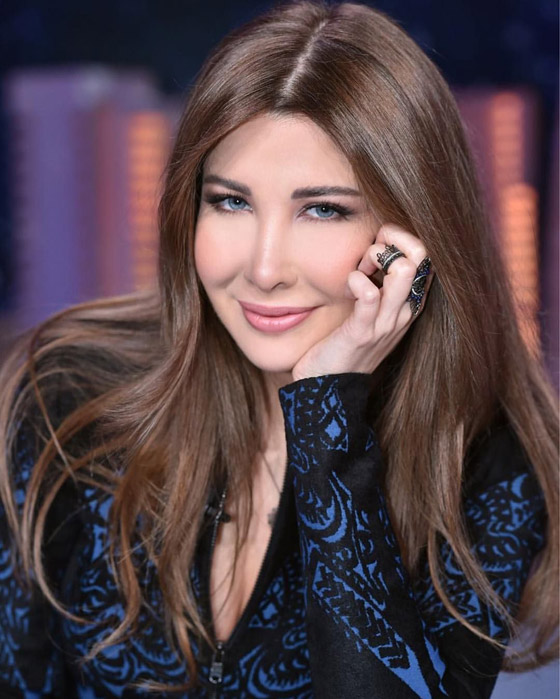 """نانسي عجرم تُحيي حفل العيد في بث مباشر على يوتيوب.. دعت الجميع للمشاركة"""" صورة رقم 4"""