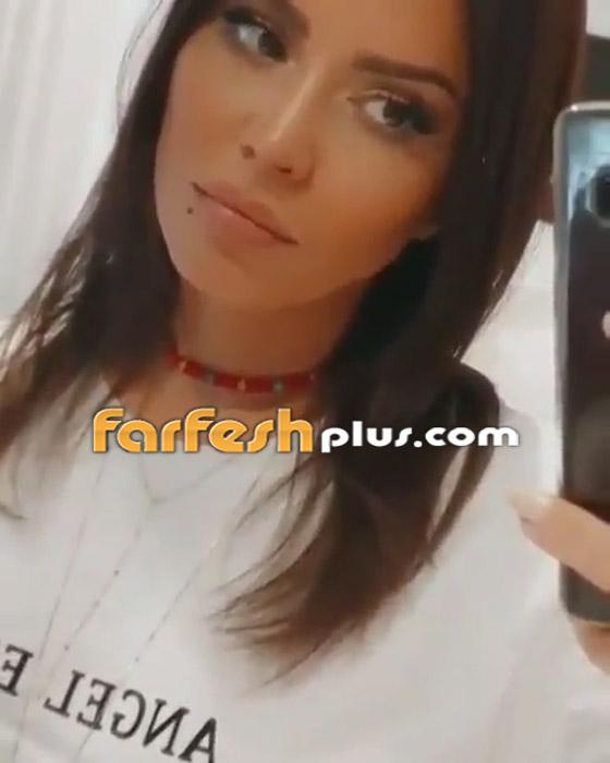 هل إستنسخت أمل بوشوشة لوك نادين نسيب نجيم؟! فيديو صورة رقم 2