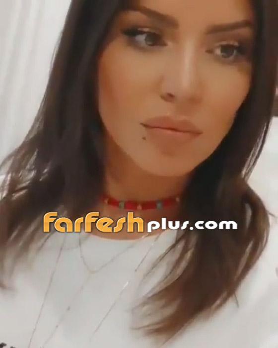 هل إستنسخت أمل بوشوشة لوك نادين نسيب نجيم؟! فيديو صورة رقم 6