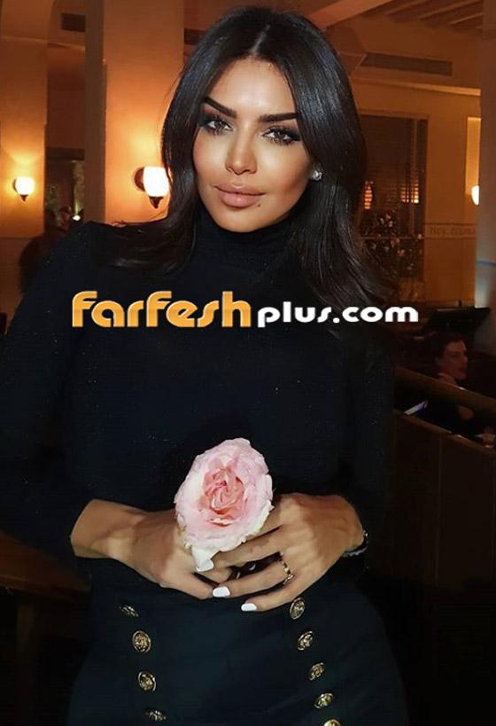 هل إستنسخت أمل بوشوشة لوك نادين نسيب نجيم؟! فيديو صورة رقم 11