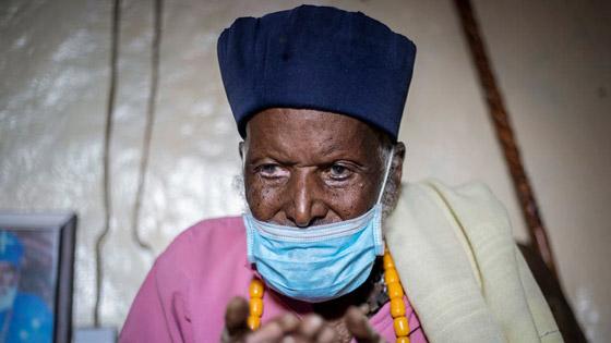 إثيوبي في الـ114 من العمر يشفى من كورونا.. وهذا دواؤه صورة رقم 1