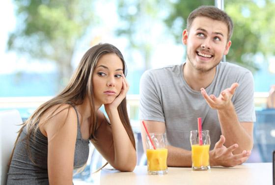 صورة رقم 7 - إنسان يعشق ذاته بشدة.. 6 علامات تحذرك أن شريكك شخص نرجسي!