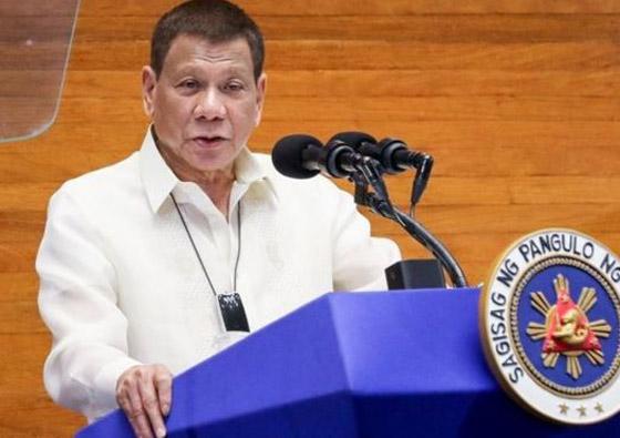 فيروس كورونا: الرئيس الفلبيني يطلب من مواطنيه تعقيم الكمامات بالبنزين! صورة رقم 5
