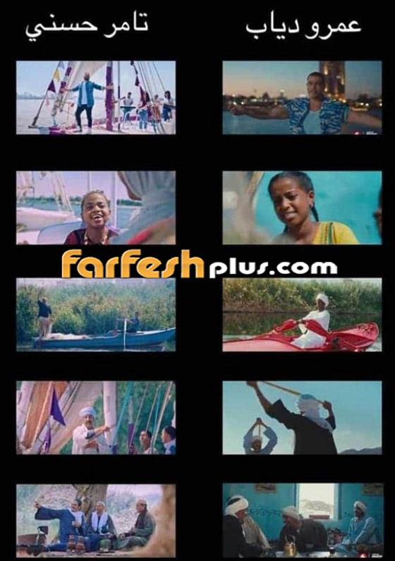 فيديو عمرو دياب (يا بلدنا) متهم بتقليد تامر حسني (الأصل مصري)! معقول؟ صورة رقم 5