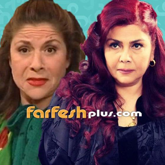 معايدة نادرة بعيد الأضحى من صباح الجزائري وشقيقتها سامية الجزائري صورة رقم 5