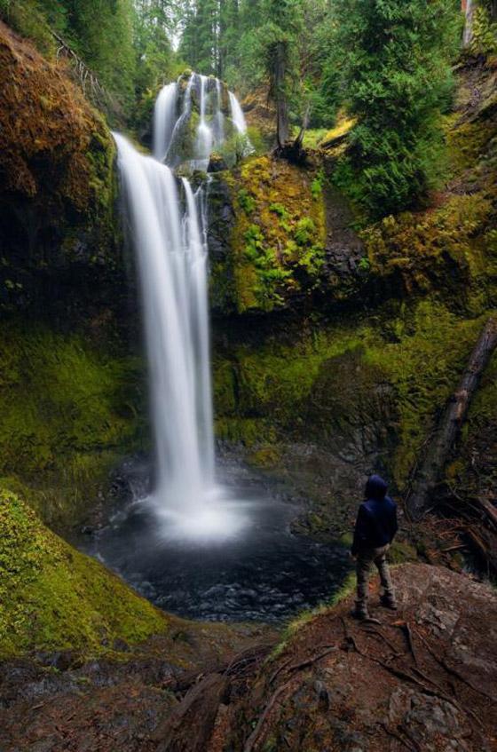 صور رائعة.. شلالات تعزف لحن الطبيعة والمناظر الساحرة صورة رقم 4