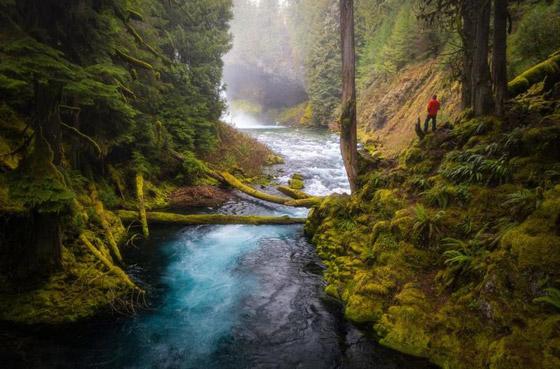 صور رائعة.. شلالات تعزف لحن الطبيعة والمناظر الساحرة صورة رقم 5