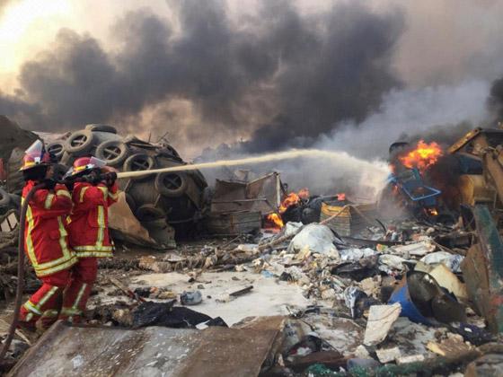 صورة رقم 4 - عام على انفجار بيروت: لبنان يغرق في مستنقع الفساد -الأوبزرفر