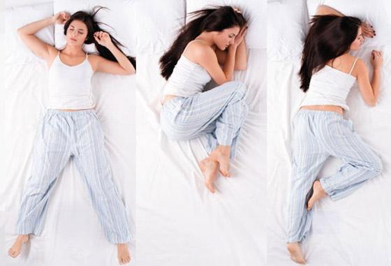 صورة رقم 5 - وضعية الجنين تعني افتقاد الأمان.. ماذا تقول وضعية نومك عن شخصيتك؟
