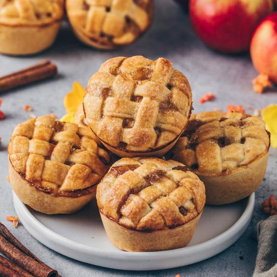 صورة رقم 3 - فطائر المافن بالتفاح.. وصفة لذيذة سريعة التحضير ومميزة للسحور