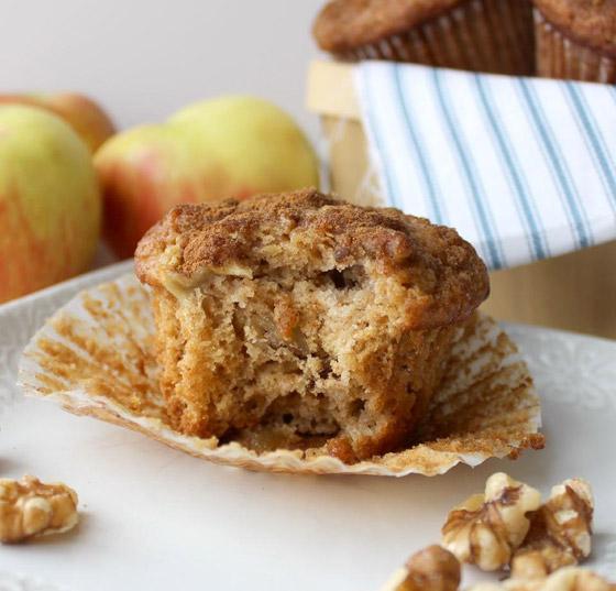 صورة رقم 4 - فطائر المافن بالتفاح.. وصفة لذيذة سريعة التحضير ومميزة للسحور