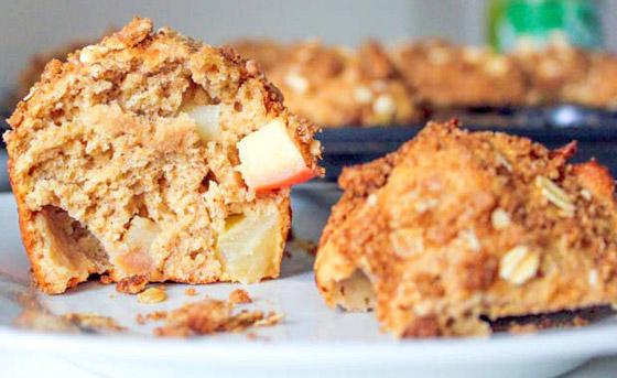 صورة رقم 13 - فطائر المافن بالتفاح.. وصفة لذيذة سريعة التحضير ومميزة للسحور
